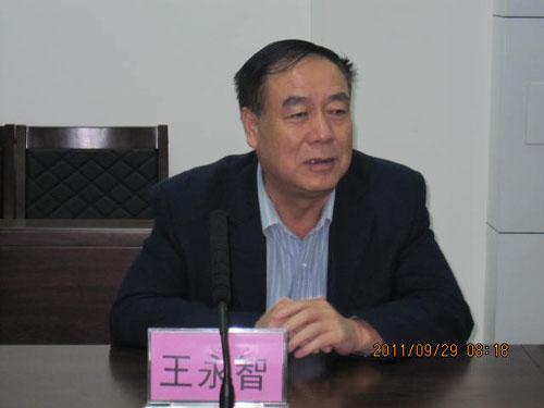 西工大附中王永智校长一行到延安大学视察指导工作图片