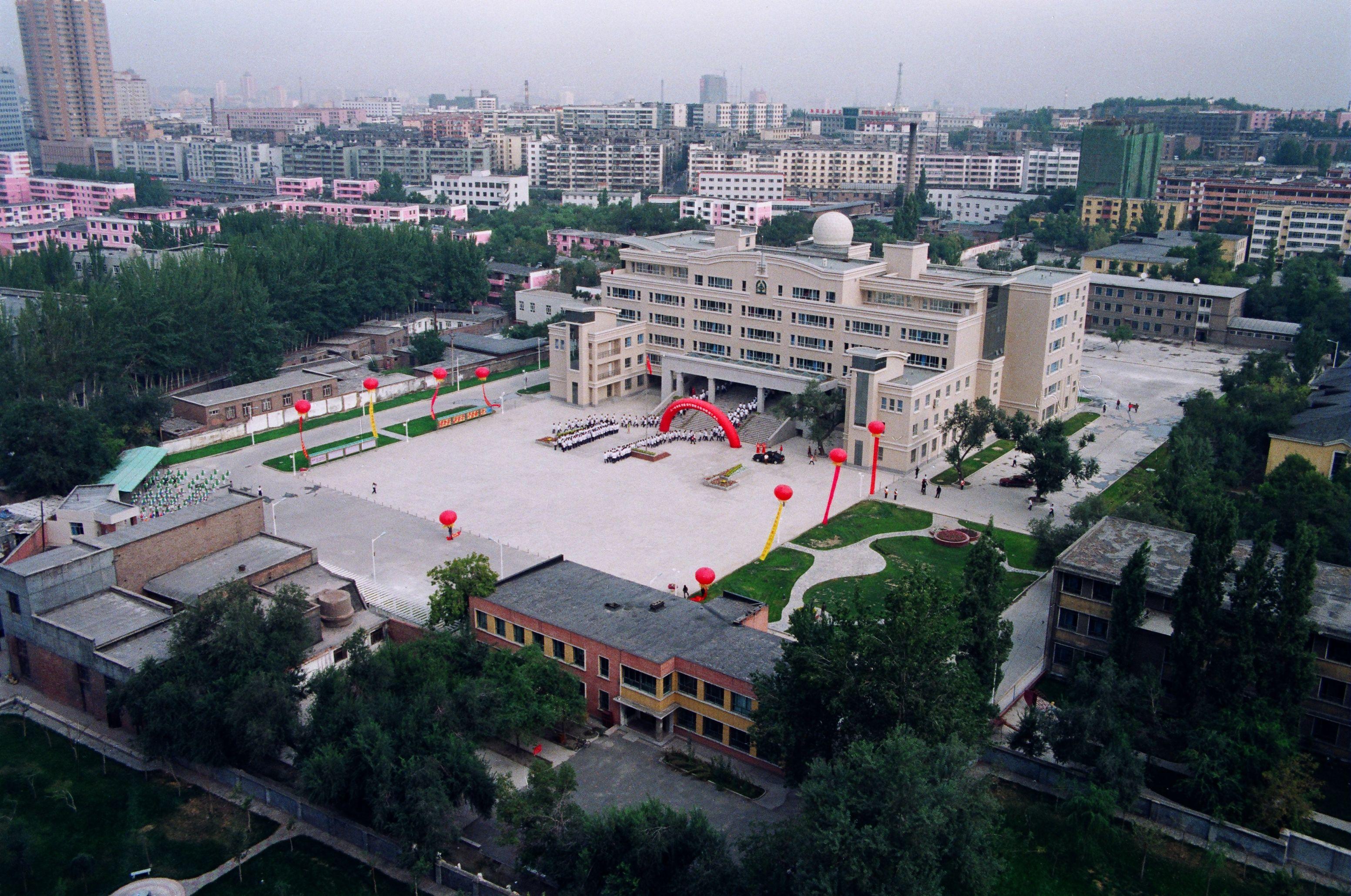 新疆乌鲁木齐八一中学