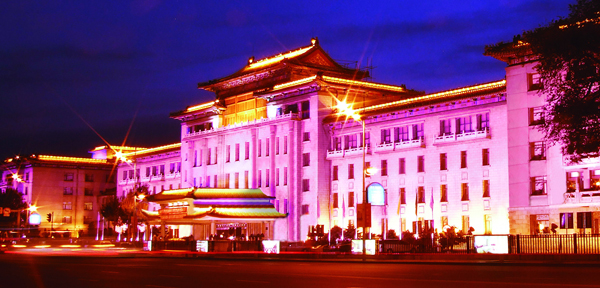 黑龙江齐齐哈尔一中学校相册 中国校长网