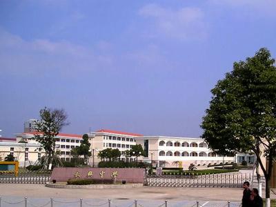 浙江湖州长兴中学                            校园风光